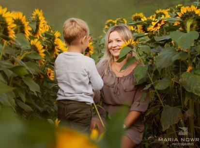 Familien Fotoshooting
